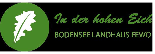 Bodensee Landhaus Ferienwohnung
